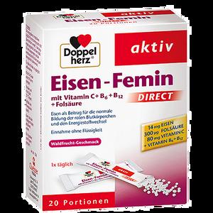 Bild: DOPPELHERZ Eisen-Femin direct