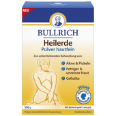 Bild: Bullrich Heilerde Pulver hautfein