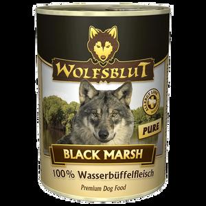 Bild: Wolfsblut Black Marsh Pure/Wasserbüffelfleisch
