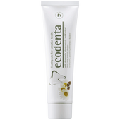 Bild: ecodenta Sensitive Zahncreme Kamille