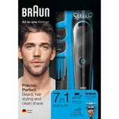 Bild: Braun Multigroom 7in1 Kit