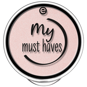 Bild: essence My Must Haves Eyeshadow cotton candy