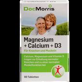 Bild: DocMorris Magnesium + Calcium + D3 Tabletten