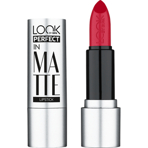 Bild: LOOK BY BIPA Perfect in Matte Lippenstift squishy sunset
