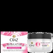 Bild: Olaz Essentials Double Action Tagescreme normale Haut