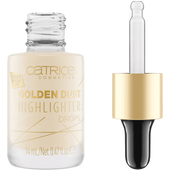 Bild: Catrice Highlighter Drops Golden Dust