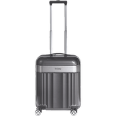Bild: TITAN Spotlight Flash 4 Rad Trolley Anthrazit 55 cm