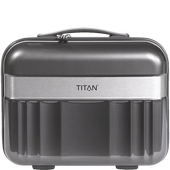 Bild: TITAN Spotlight Flash Beautycase Anthrazit 32 cm