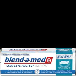 Bild: blend-a-med complete Protect Expert Tiefenreinigung