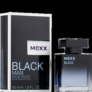 Bild: Mexx Black Man Eau de Toilette (EdT) 50ml