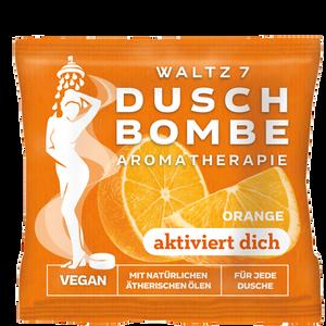 Bild: WALTZ 7 Duschbombe Orange