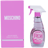 Bild: Moschino Pink Fresh Couture Eau de Toilette (EdT) 50ml