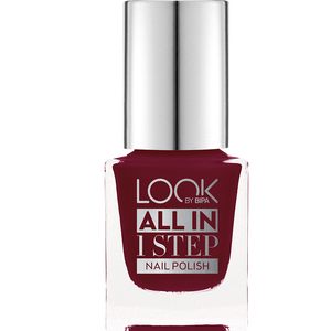 Bild: LOOK BY BIPA All in 1 Step Nagellack 450 simply red