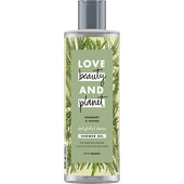 Bild: Love Beauty &  Planet Shower Gel Rosemary & Vetiver