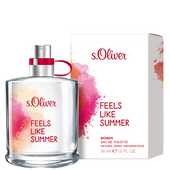 Bild: s.Oliver Feels Like Summer Eau de Toilette (EdT)