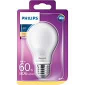 Bild: PHILIPS LED Lampe 60W E27 matt