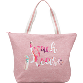 "Bild: LOOK BY BIPA Strandtasche ""Beach Please"""