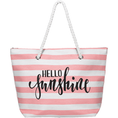 "Bild: LOOK BY BIPA Strandtasche ""Hello Sunshine"""