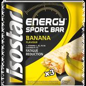 Bild: isostar Energy Sport Bar Riegel Banana