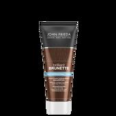 Bild: JOHN FRIEDA brilliant Brunette Multidimensional Tones Feuchtigkeitsspendendes Shampoo Mini