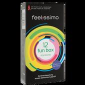 Bild: feelissimo Fun Box Kondome