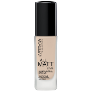 Bild: Catrice All Matt Plus Shine Control Make Up light beige