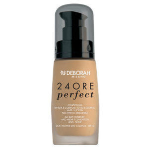 Bild: DEBORAH MILANO 24 Ore Perfect Foundation caramel beige