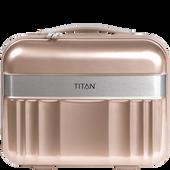 Bild: TITAN Spotlight Flash Beautycase Gold Metallic 32 cm