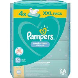 Bild: Pampers Feuchte Tücher Fresh Clean XXL Pack