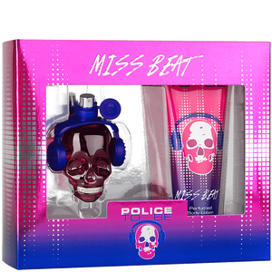 Bild: Police To Be Miss Beat Duftset