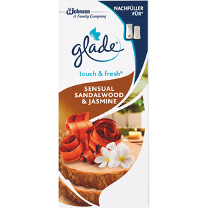 Bild: Glade One Touch Bali Sandelholz & Jasmin Nachfüllung