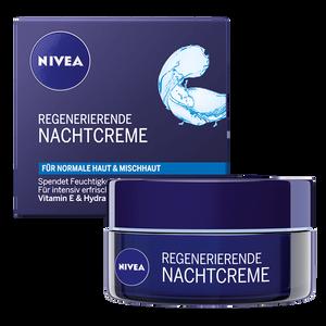 Bild: NIVEA Regenerierende Nachtcreme