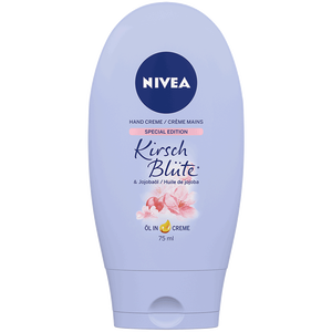 Bild: NIVEA Handcreme Kirsch Blüte