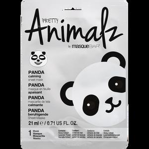 Bild: masque BAR Pretty Animalz Tuchmaske Panda