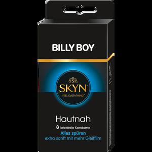 Bild: BILLY BOY Skyn Hautnah extra feucht Kondome