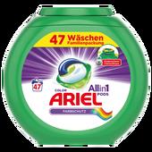 Bild: ARIEL 3in1 Pods Farbschutz
