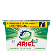 Bild: ARIEL 3in1 Pods Universal Vollwaschmittel