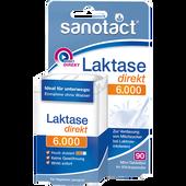 Bild: sanotact Laktase direkt 6.000 Mini-Tabletten