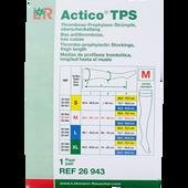 Bild: LOHMANN & RAUSCHER Actico® TPS Thrombose-Prophylaxe-Strümpfe oberschenkellang Gr. M
