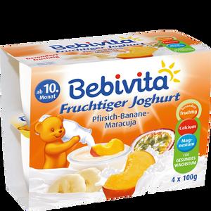 Bild: Bebivita Pfirsich-Banane-Maracuja