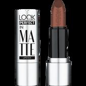 Bild: LOOK BY BIPA Perfect in Matte Lippenstift brown boho
