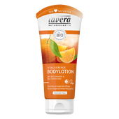 Bild: lavera Bodylotion Bio-Orange & Bio-Sanddorn