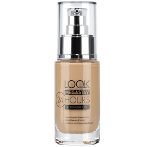 Bild: LOOK BY BIPA Megastay 24h Longwear Foundation 010 ivory