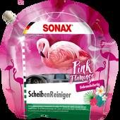 Bild: SONAX Scheiben Reiniger Pink Flamingo