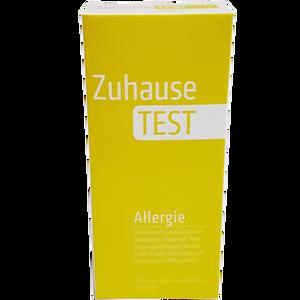 Bild: Zuhause Test Allergie Schnelltest