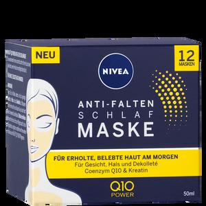 Bild: NIVEA Q10 Power Anti-Falten Schlafmaske