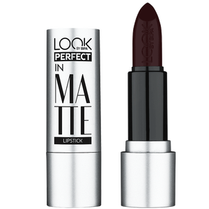 Bild: LOOK BY BIPA Perfect in Matte Lippenstift berry nights