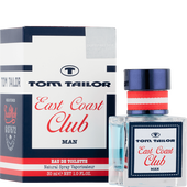 Bild: Tom Tailor East Coast Club Man Eau de Toilette (EdT)