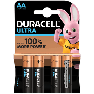 Bild: DURACELL Ultra Power Alkaline AA Batterien