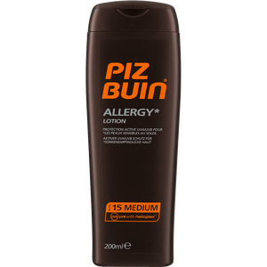 Bild: PIZ BUIN In Sun Lotion Allergy LSF 15